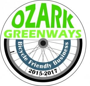Ozarks Greenways Bicycle Friendly Business