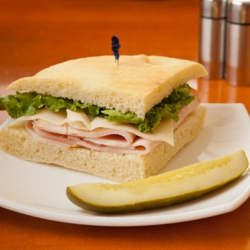 Bambinos Turkey And Swiss Panini - Restaurants In Springfield Missouri