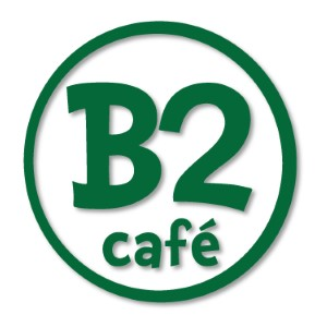 B2 Logo Clear Background