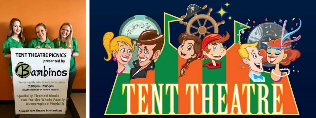 Tent Theatre Picnics From Your Favorite Springfield Missouri Restaurant